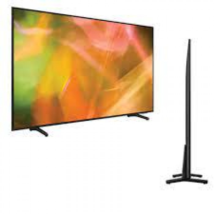 Samsung 50 Inches Flat Crystal 4k UHD Smart Television (UA50AU8000)
