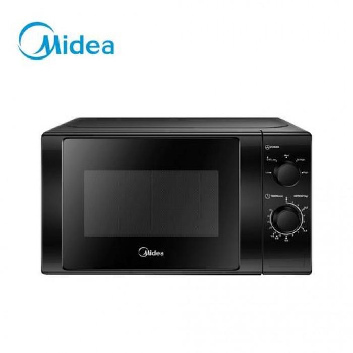 Midea 20L MG720CFB-B Microwave Oven Black