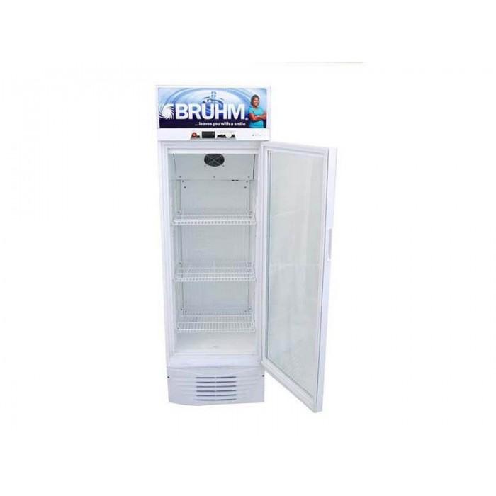 BRUHM 329L Single Door Beverage Cooler BBS-329M | BFV-329SD
