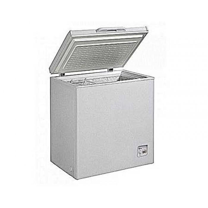 Midea 249L Single Door Chest Freezer Silver   HS -324C