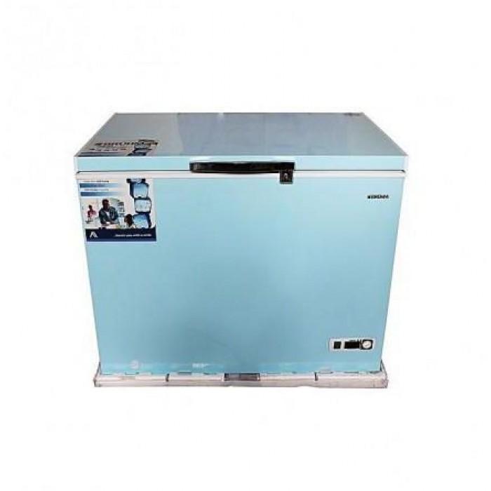 BRUHM 150Litres Light Blue Freezer | BCF-BCS-152M