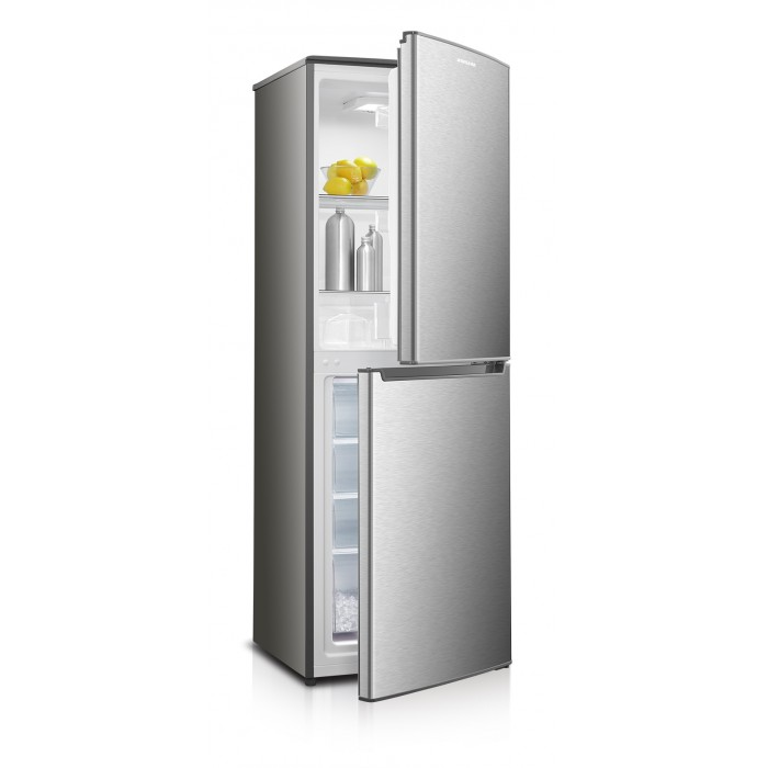 BRUHM 332Litres Frost Free Refrigerator | REF BFD-350EN Silver