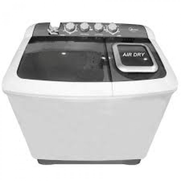 Midea 10kg Top Load Twin Tub Washing Machine  | MWM-MTE100-P110