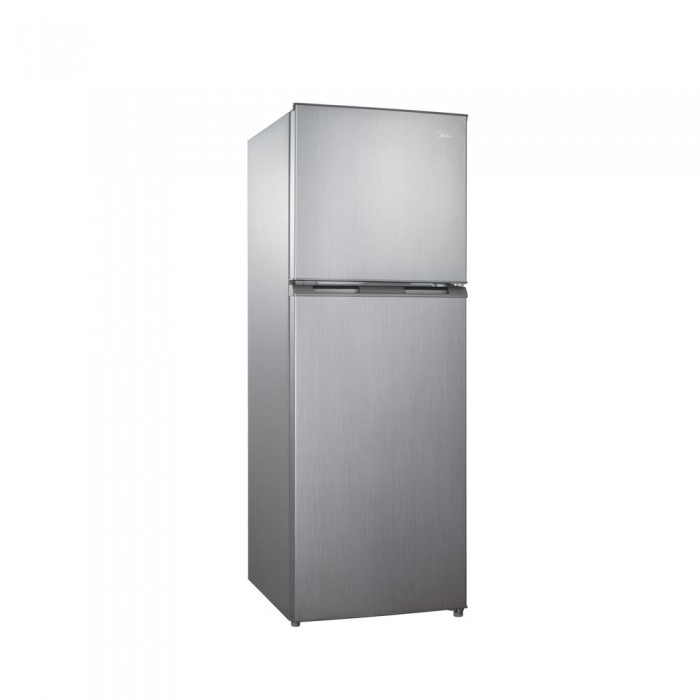 Midea 156L Silver Refrigerator HD-203F