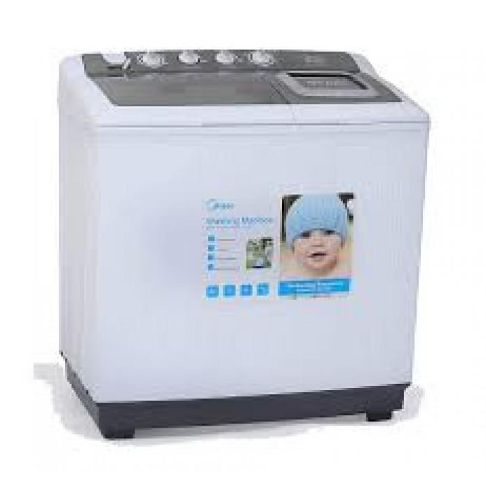 Midea 12KG Twin Tub Top Load Semi-Automatic Washing Machine - MTD120-P1201Q