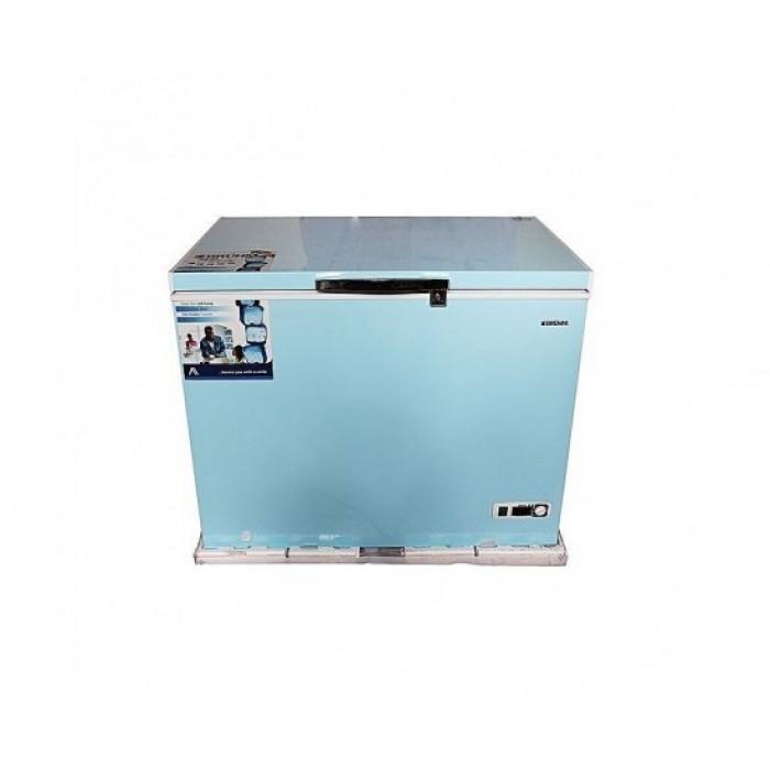 BRUHM 200L Chest Freezer Blue MDL.BCF-SD200