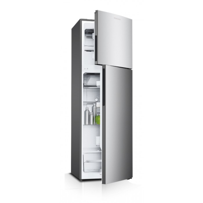 BRUHM 253 Litres Frost Free Series Refrigerator | BFD-250EN Silver