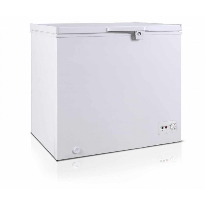 Midea 99L Chest Freezer HS-129   White Colour