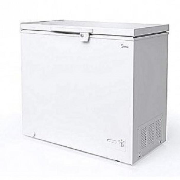 Midea 206L Chest Freezer White Colour HS-268C