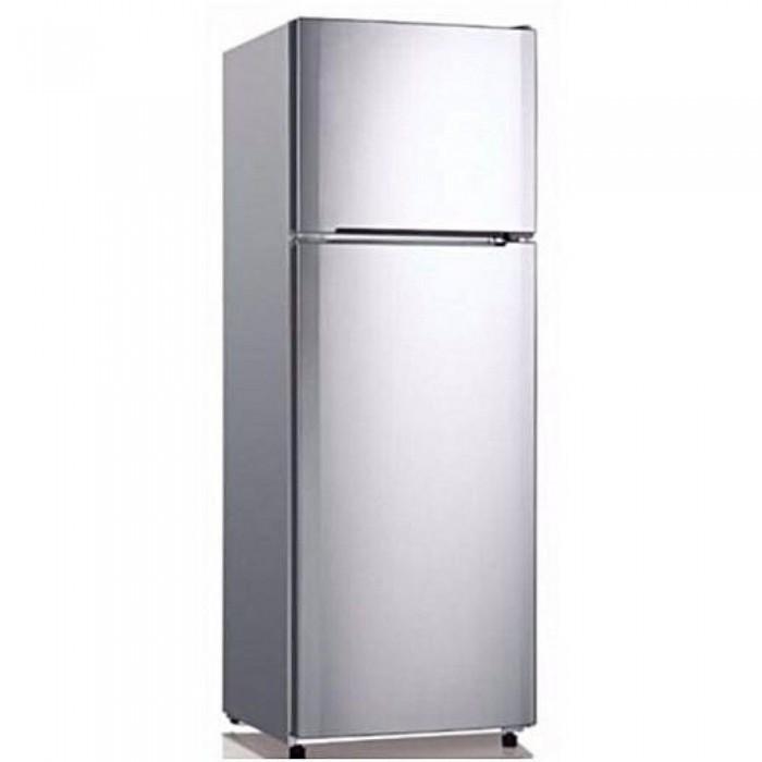 Midea 207Lts Refrigerator R134a Gas Silver Colour   HD-273F