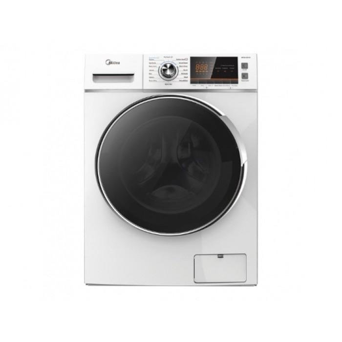 Midea 10kg Front Load Washer-10KG & Dryer-7Kg Inverter Washing Machine MFC100-DU1401B