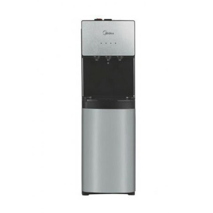 Midea YL1566S Bottom Loading Water Dispenser Silver Colour