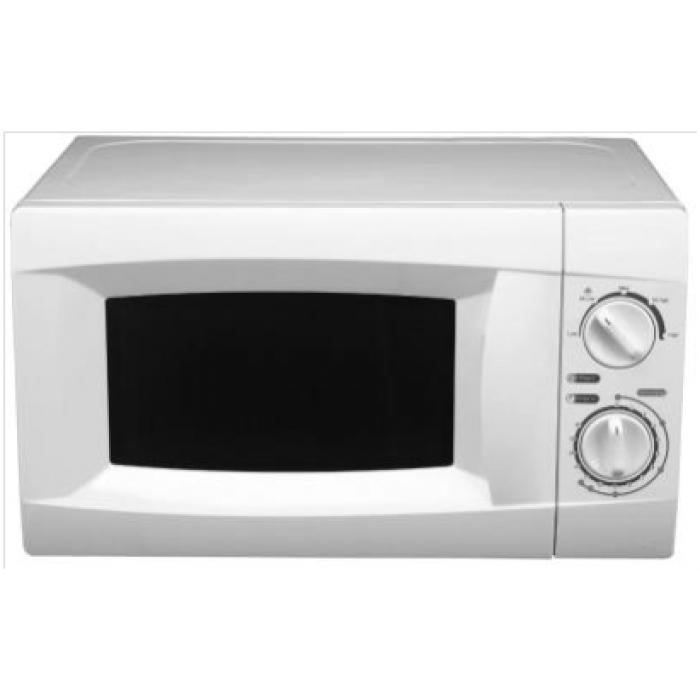 Midea 20L Microwave Oven White Colour MM720CKE-PM