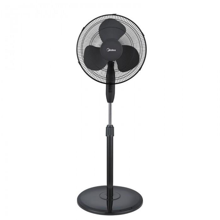 Midea 16-inch Stand Fan Black FS40-16JA