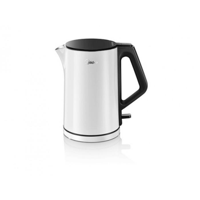 Midea 1.5L Electric Kettle White MK-15H01A