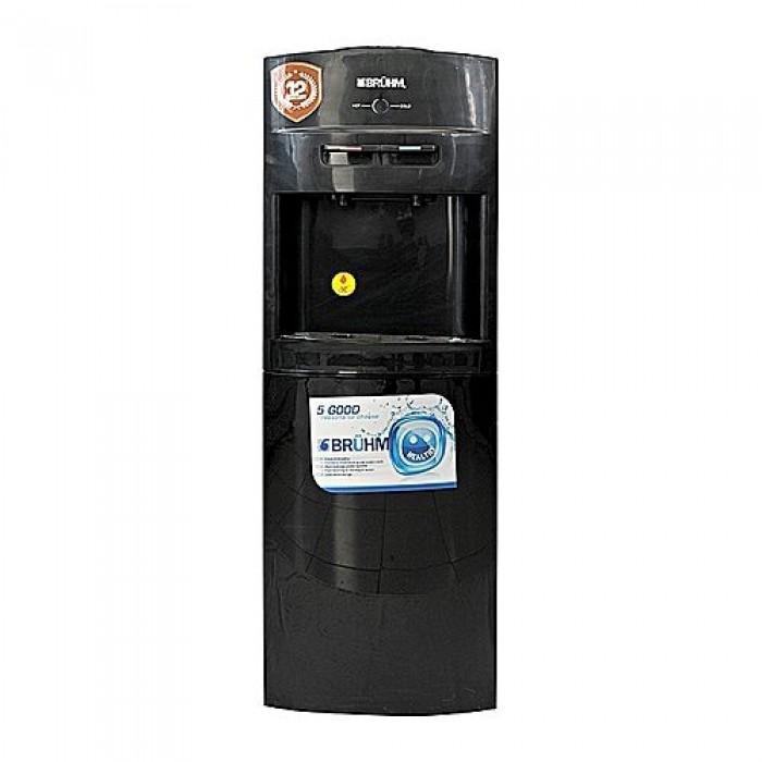 BRUHM 2 Faucets Water Dispenser BWD-HC1169