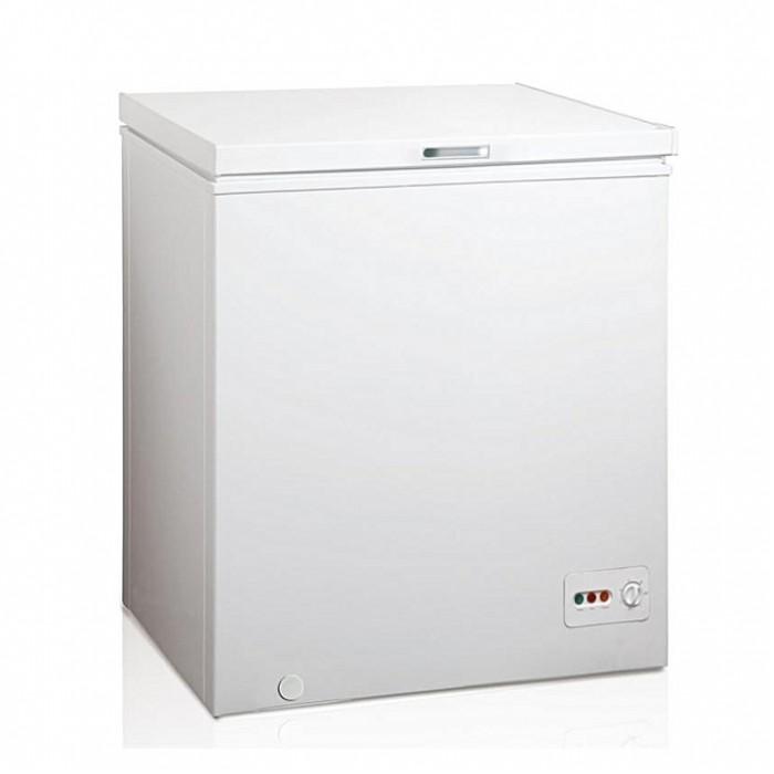 Midea 142 Litres Chest Freezer HS-185 | Silver Colour