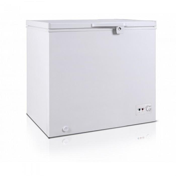 Midea 198L Chest Freezer HS-258C Silver