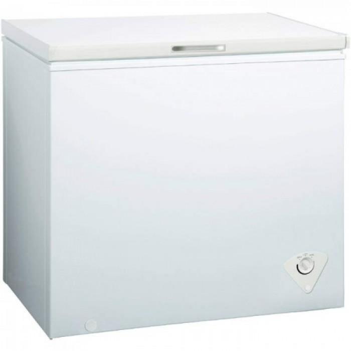 Midea 198L Chest Freezer White HS-258C