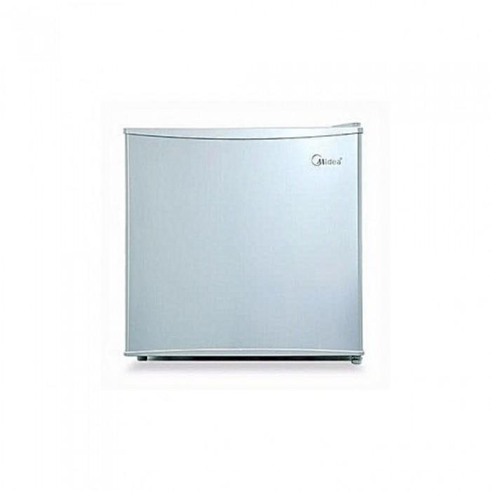 Midea 45L HS-65L Refrigerator   Gas Inside Condenser R600a Silver Colour