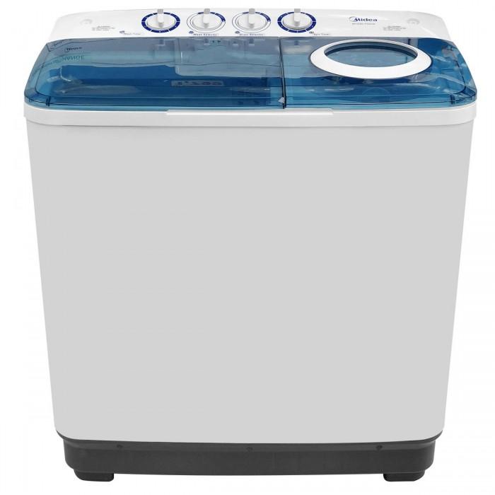 Midea 10kg Top Load Twin Tub Semi Automatic Washing Machine MWM MTE100-P1102