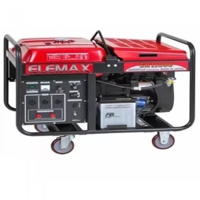 Elemax 8.5KVA SH11000 Generator Japan