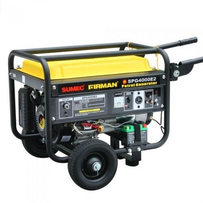 Sumec Firman 3.3KVA SPG400E2 Key Start Generator