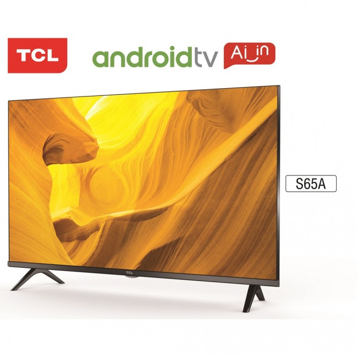 TCL 32 Inches Android Smart Ultra FHD Television (32S65A)