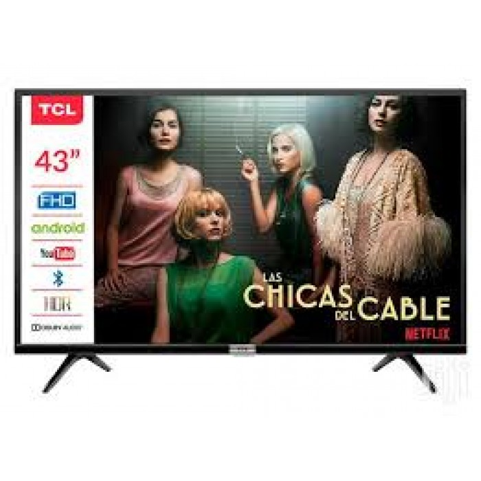 TCL 43 Inches Android Ultra Smart FHD Television (43S6500)