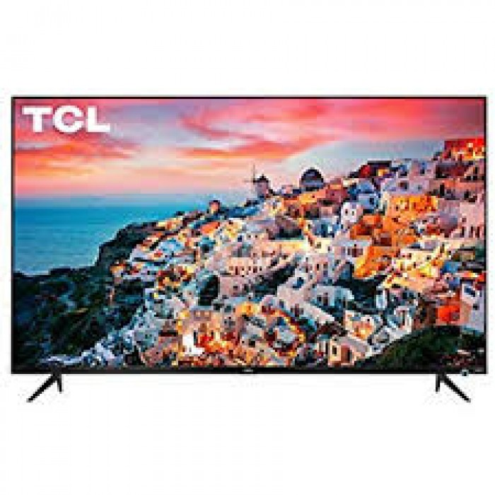 TCL 75 Inches 4K UHD Metal Slim Android Television (75P8M)