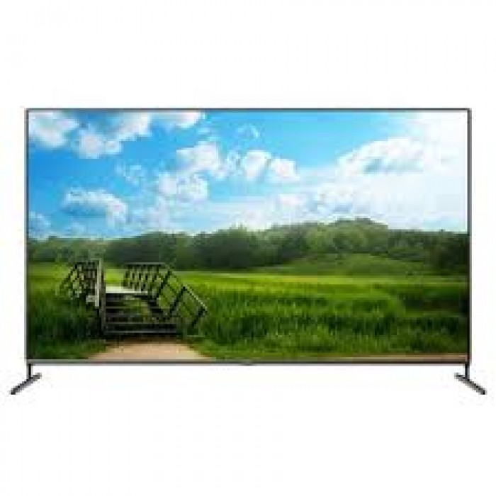 TCL 85 Inches 4K UHD Metal Slim Android Television (85P8M)