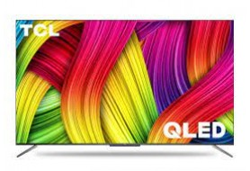 TCL 65 Inches QLED Metal Slim, Android Television (65C715)