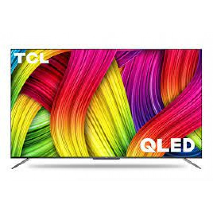 TCL 65 Inches QLED Metal Slim Android Smart Television (65C715)