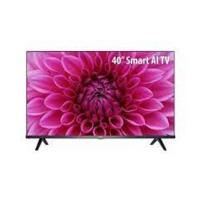 TCL 40 Inches FHD, Frameless Android UltraSlim, Smart Television (40S65A)