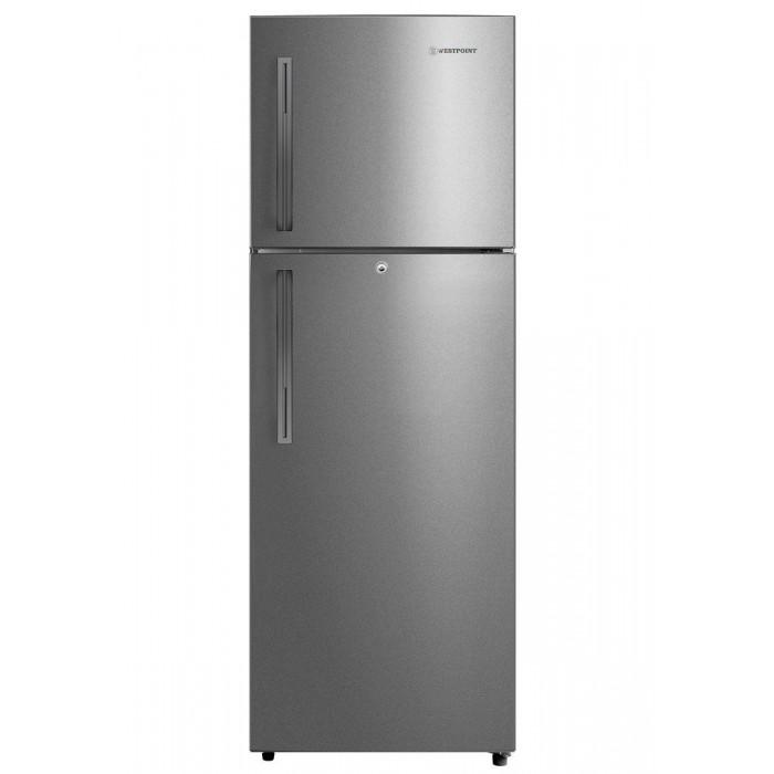 Westpoint 618L Double Door Refrigerator Silver Finishing   WRZS.73117.I