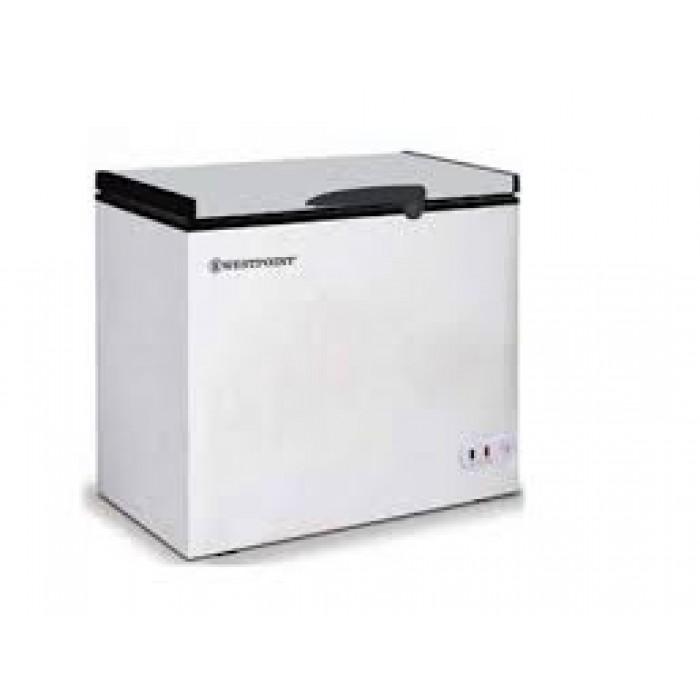 Westpoint 102L Portugal Chest Freezer Silver Colour | WBP-1119.ERS