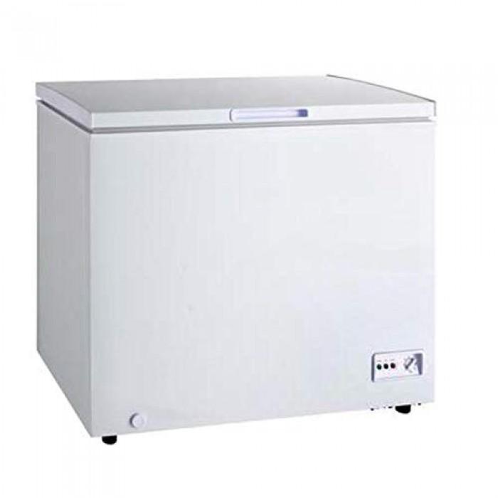 Westpoint 278L Portugal Chest Freezer Silver Colour | WBP-3119.ERLS