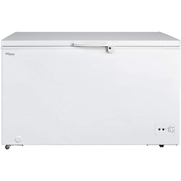 Westpoint 472L Chest Freezer Silver Colour Made In Portugal   WBP-5219.ERLS